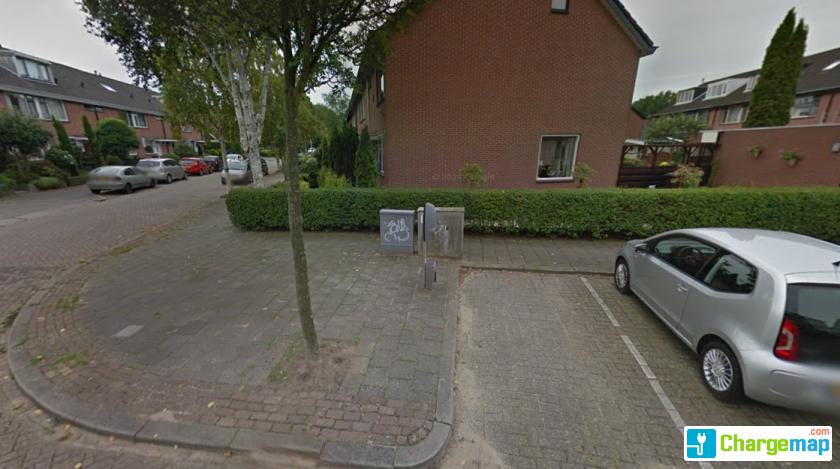 Pelikaan 37 Ridderkerk Oplaadstation In Ridderkerk