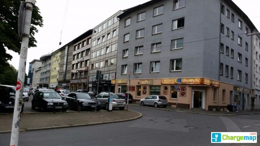 schwanenwall dortmund charging station in dortmund. Black Bedroom Furniture Sets. Home Design Ideas