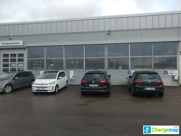 Dahles auto fredrikstad vw charging station in fredrikstad for Garage mobile rennes