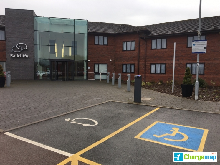Warwick University Confeences Borne De Charge Coventry
