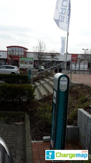 M bel br gge in neum nster charging station in neum nster for Mobel brugge