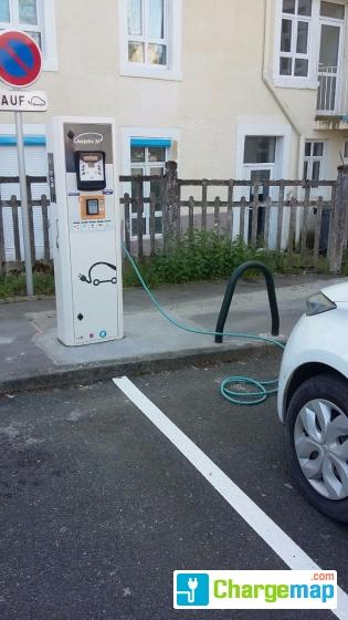 Chargelec36 argenton sur creuse charging station in for Argenton sur creuse piscine