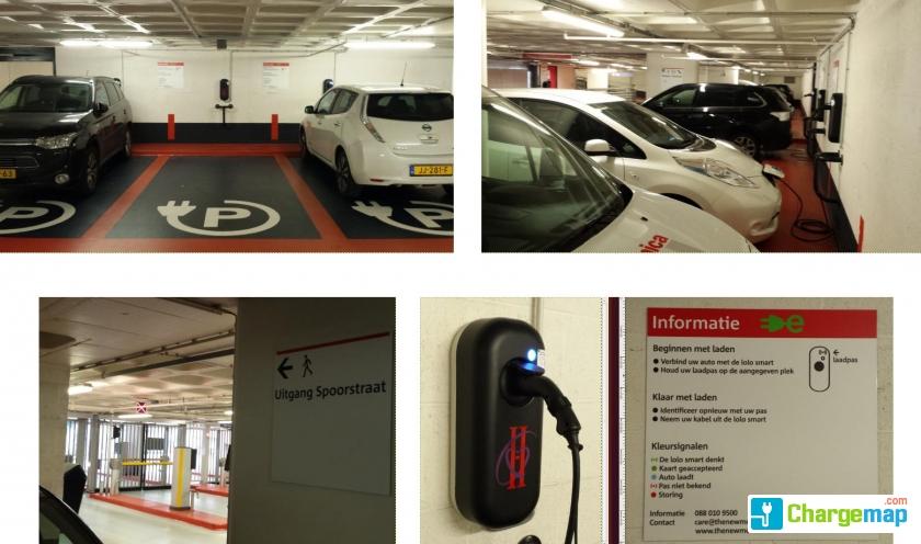 Honda Garage Utrecht : Parking p1 utrecht : charging station in utrecht