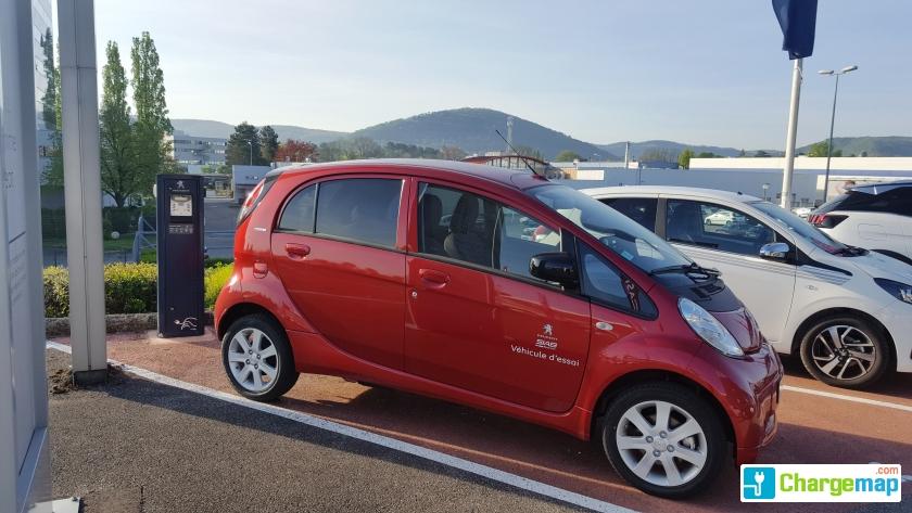 Peugeot siab besan on borne de charge besan on - Garage renault besancon boulevard kennedy ...