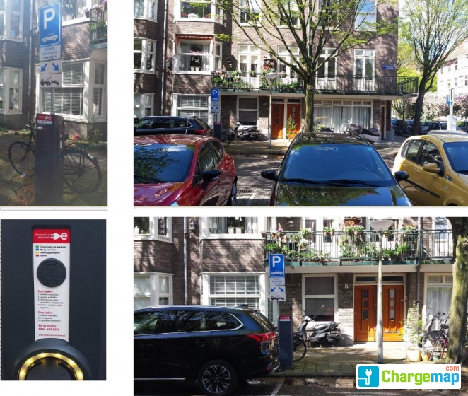 Electric Car Charging Points Amsterdam