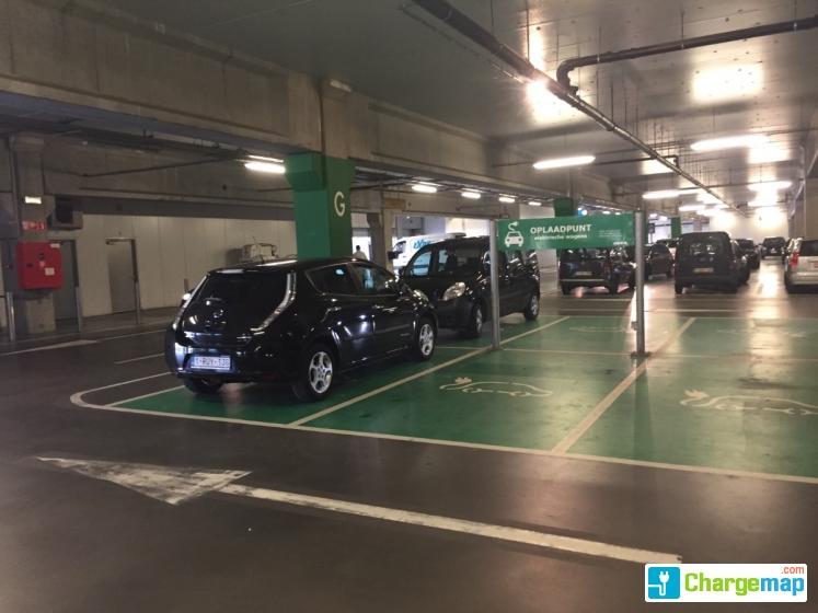 Ikea Gent Oplaadstation In Sint Denijs Westrem