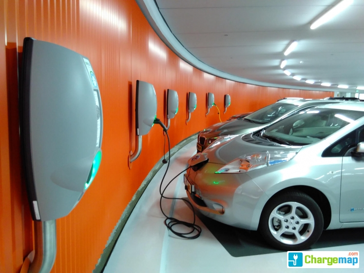 Free Places To Charge Electric Cars