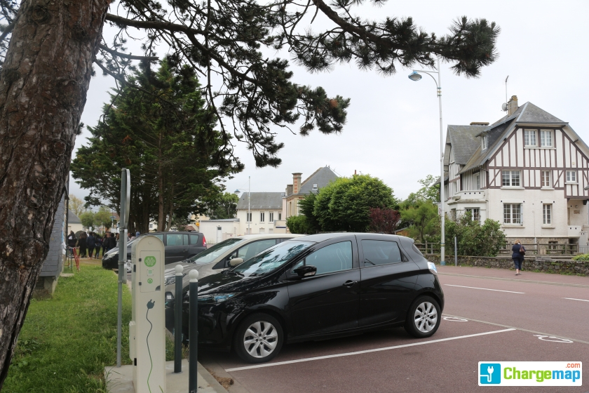 Sdem50 avenue du golf agon coutainville borne de - Office de tourisme agon coutainville ...