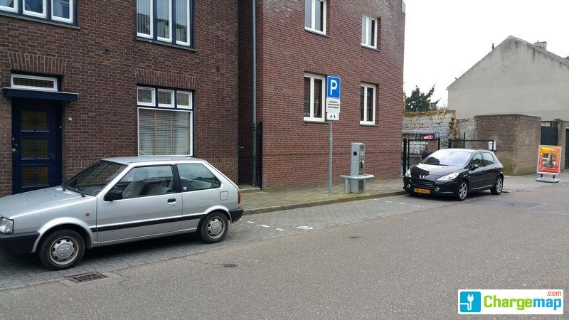 Haspengouw 35 Maastricht Oplaadstation In Maastricht