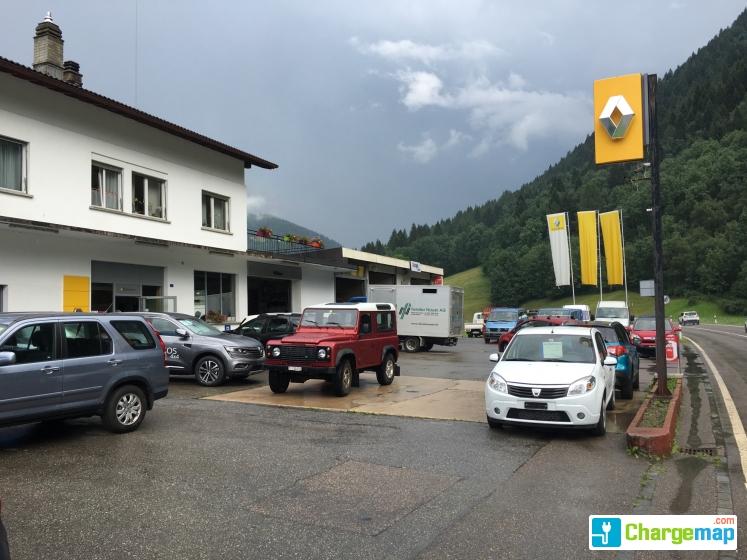 Ambri renault garage borne de charge quinto ti - Garage renault le plus proche ...