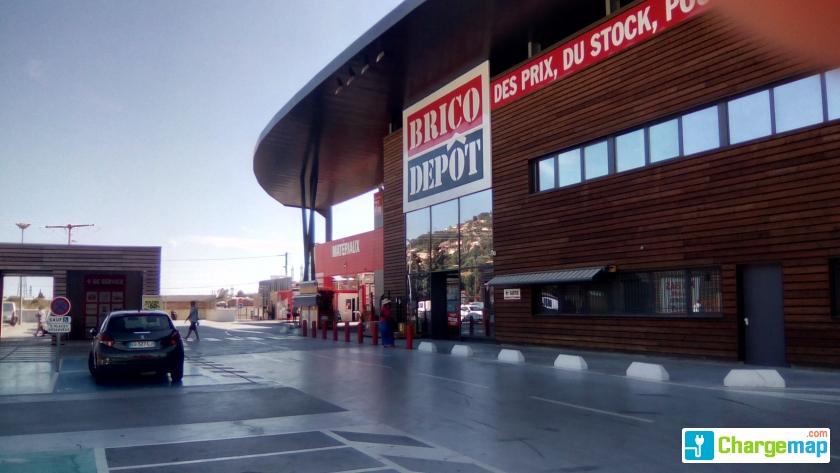 Bricodepot nice borne de charge nice - Brico depot nice nice ...