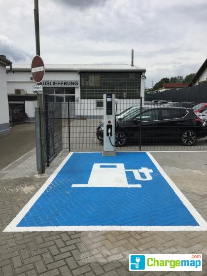 autohaus möller gmbh : schnellladestation in herdecke