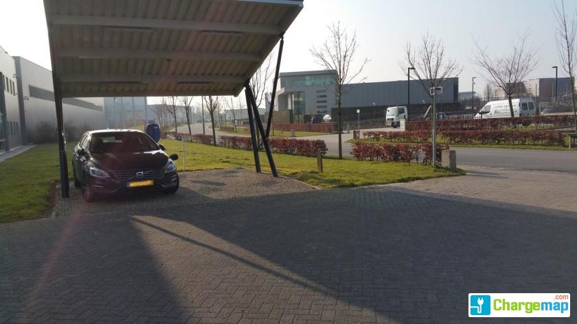 Amerikalaan 35 Maastricht Airport Oplaadstation In Maastricht Airport