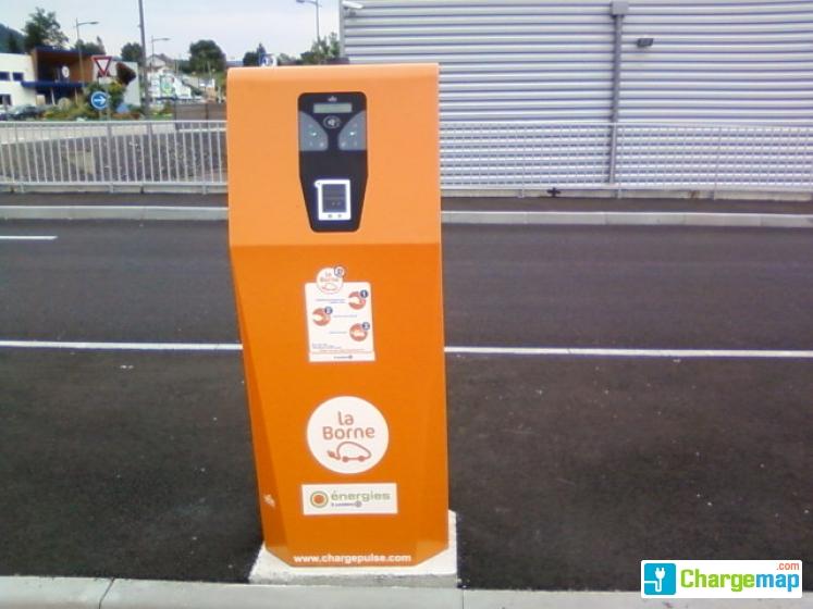 Leclerc station de lavage borne de charge bruy res - Recharge leclerc mobile ...