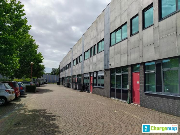 Ecotap Haarlem Mollerusweg 70 Oplaadstation In Haarlem