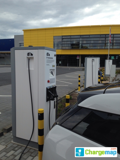ikea berlin tempelhof charging station in berlin. Black Bedroom Furniture Sets. Home Design Ideas
