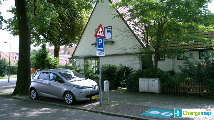 Eem210 Hilversum Oplaadstation In Hilversum
