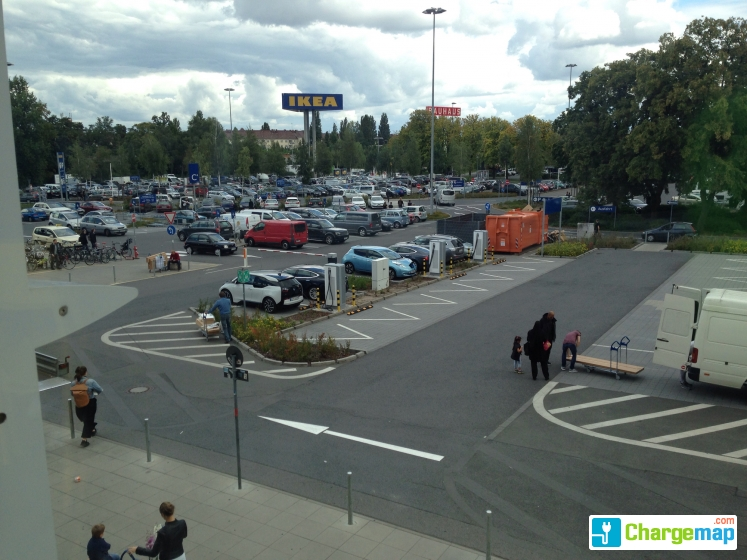 Ikea Berlin Tempelhof Ladestation In Berlin