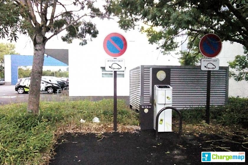Alterbase s olis niort parc des expositions noron for Parc des expositions niort