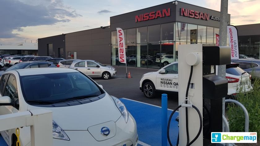 Nissan Dechy : nissan autostanding dechy schnellladestation in dechy ~ Gottalentnigeria.com Avis de Voitures