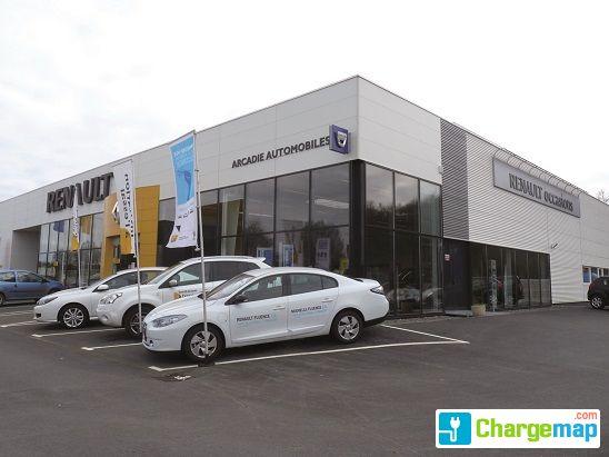 Renault ploumagoar guingamp bodemerauto ladestation in ploumagoar - Ouverture garage renault ...