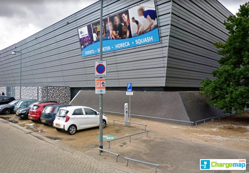 Arena Hilversum Oplaadstation In Hilversum