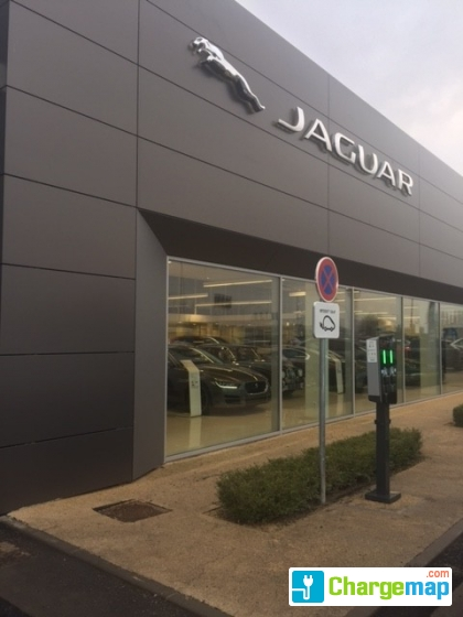 Jaguar villeneuve d 39 ascq charging station in - Drive villeneuve d ascq ...