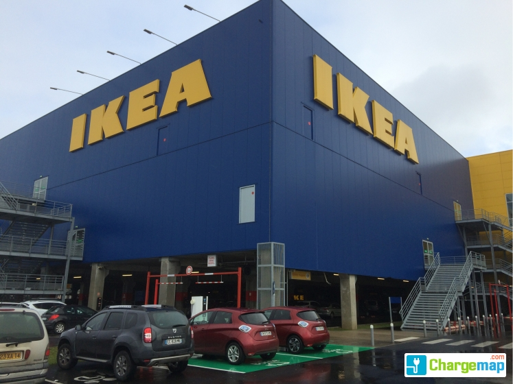 ikea fleury sur orne schnellladestation in fleury sur orne. Black Bedroom Furniture Sets. Home Design Ideas