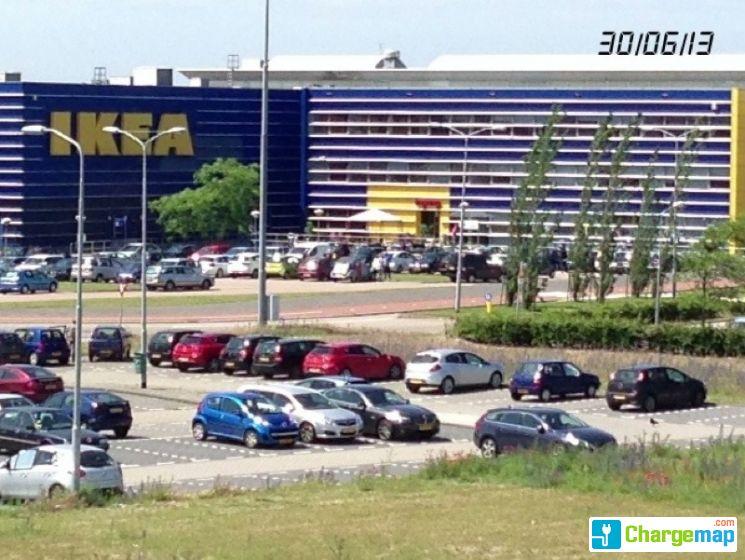 Ikea Haarlem Oplaadstation In Haarlem