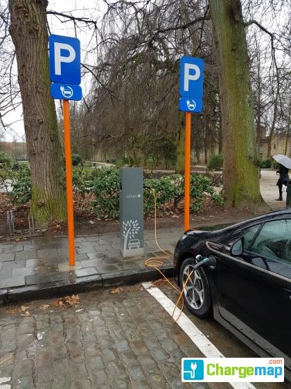 Koningin Astridpark 6 Brugge Oplaadstation In Brugge