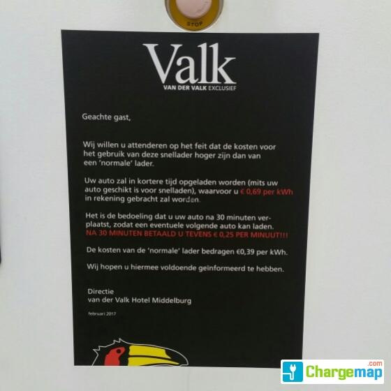 Snellader Hotel Van Der Valk Middelburg Allego Nl