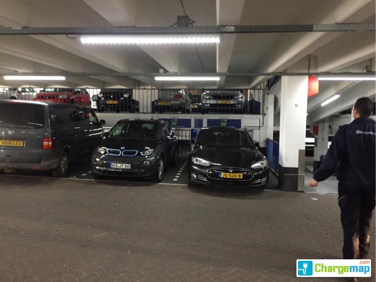 parkhaus groningen