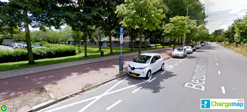 Bezuidenhoutseweg Den Haag Oplaadstation In Den Haag
