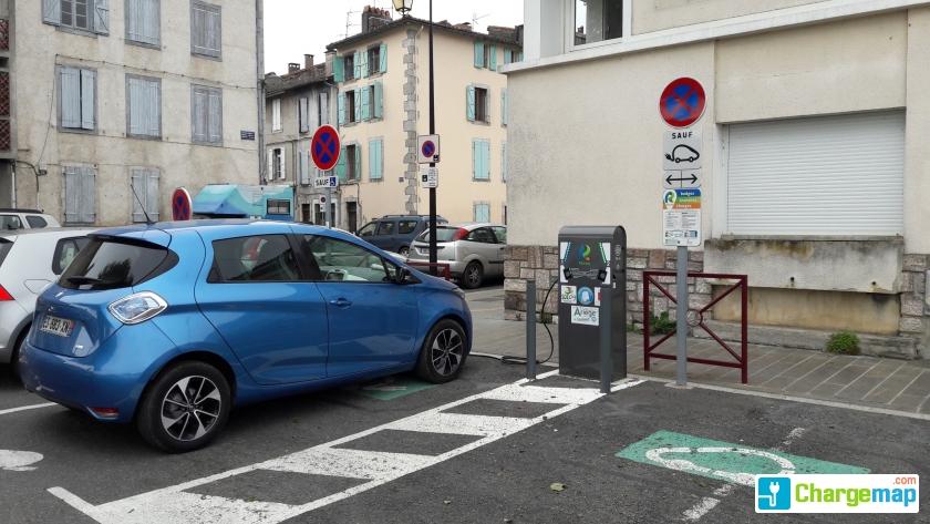 Sde09 office de tourisme saint girons borne de charge saint girons - Office tourisme st girons ...