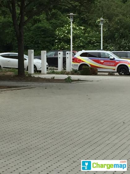 mitsubishi deutschland - friedberg (hessen) : schnellladestation in