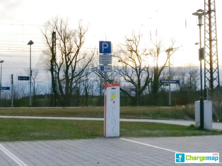 Grafing bahnhof charging station in grafing bei m nchen - Mobel maxx munchen ...