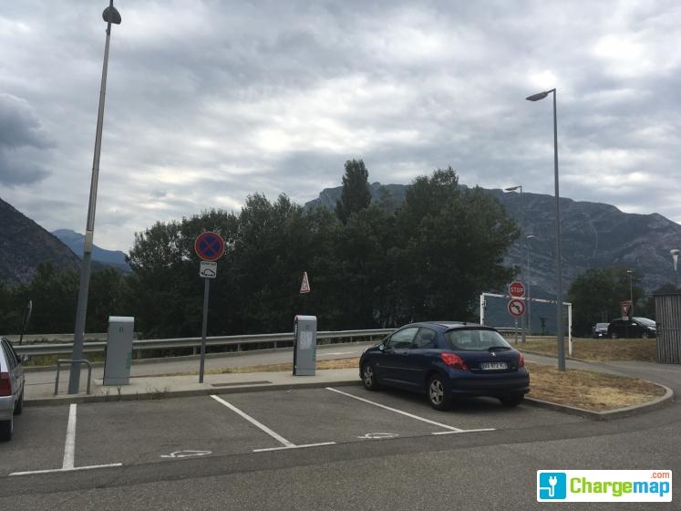 Pont Barage Edf De St Egrève Charging Station In Saint Egrève