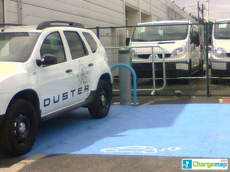 Renault Nemours : renault saint pierre les nemours charging station in saint pierre les nemours ~ Gottalentnigeria.com Avis de Voitures