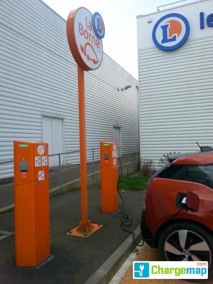 Leclerc bayeux borne de charge bayeux - Recharge leclerc mobile ...