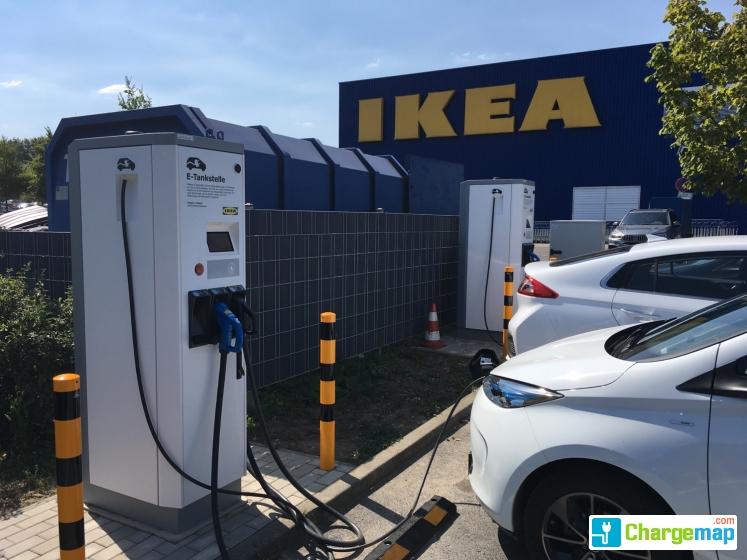 Ikea Dortmund Ladestation In Dortmund
