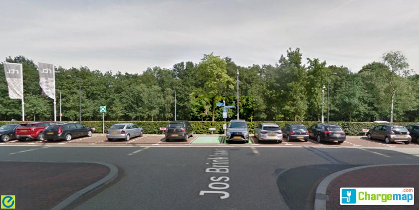 Barend En Van Dorpweg Oplaadstation In Hilversum