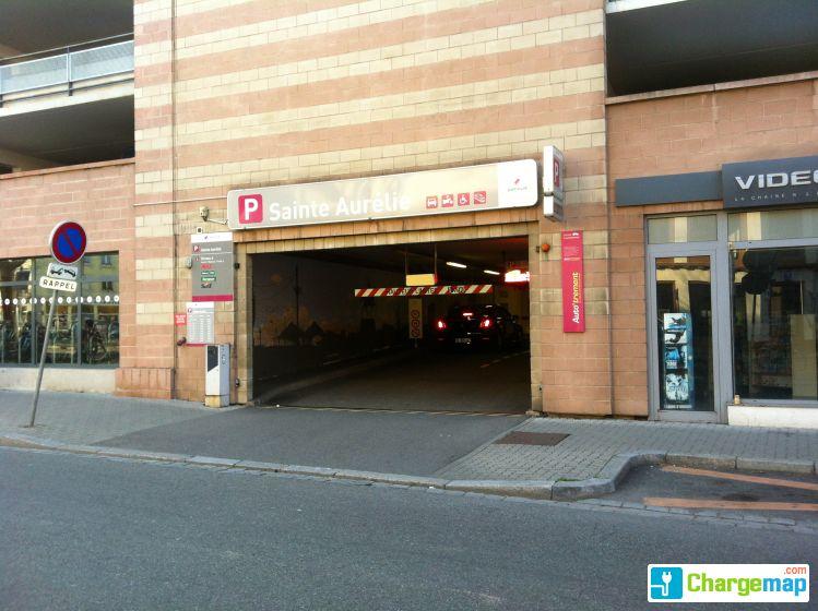 parking ste aur lie strasbourg charging station in strasbourg. Black Bedroom Furniture Sets. Home Design Ideas