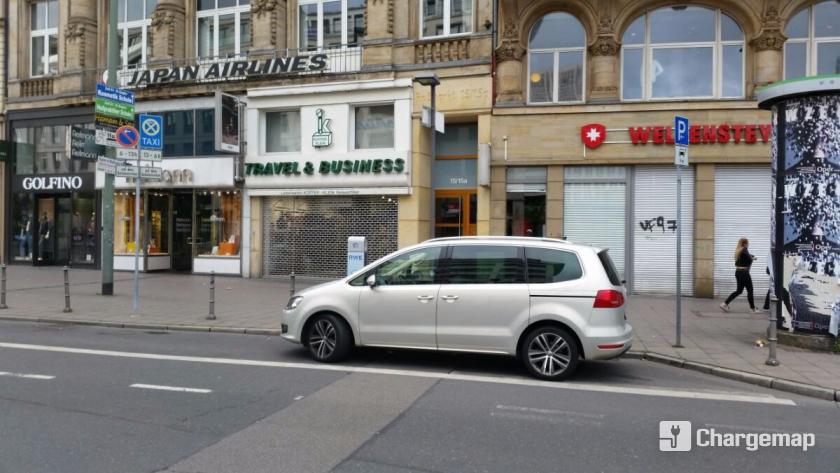 15 ro markt frankfurt am main borne de charge. Black Bedroom Furniture Sets. Home Design Ideas