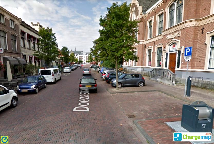 Allego Nl Doezastraat 2 A Leiden Oplaadstation In Leiden