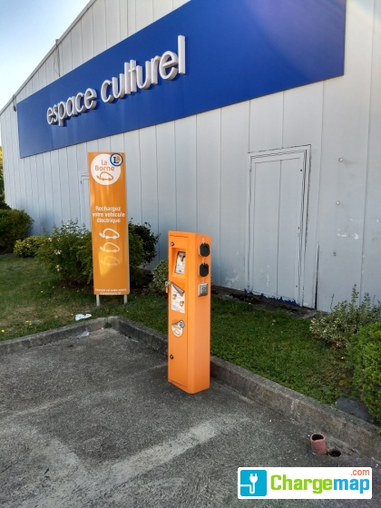 Leclerc - Firminy : charging station in Firminy