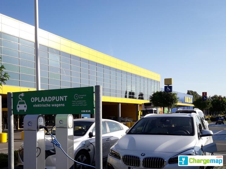 Ikea Zaventem Oplaadstation In Zaventem