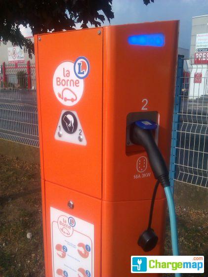 Leclerc meaux borne de charge meaux - Recharge leclerc mobile ...