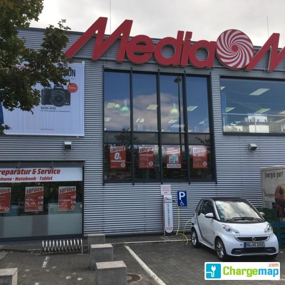 media markt mainaschaffer stra e aschaffenburg charging station in aschaffenburg. Black Bedroom Furniture Sets. Home Design Ideas
