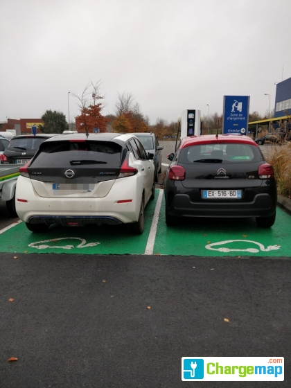 Ikea Brest Charging Station In Guipavas