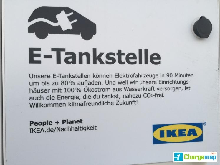 Ikea Burgwedel Ladestation In Burgwedel